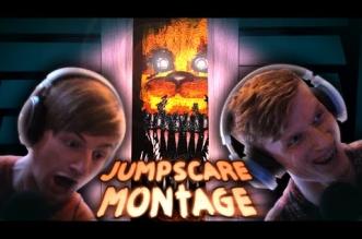 FNAF 4 Jump-scare