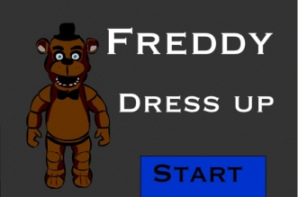 Freddy-Dress-Up
