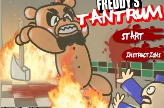 FREDDYS-TANTRUM