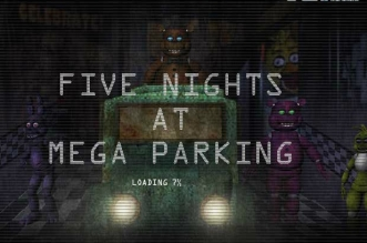 Five-Nights-Mega-Parking