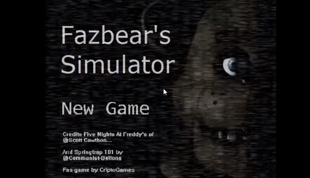 Fazbears-Simulator