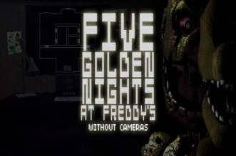 Five Golden Nights at Freddy's 2