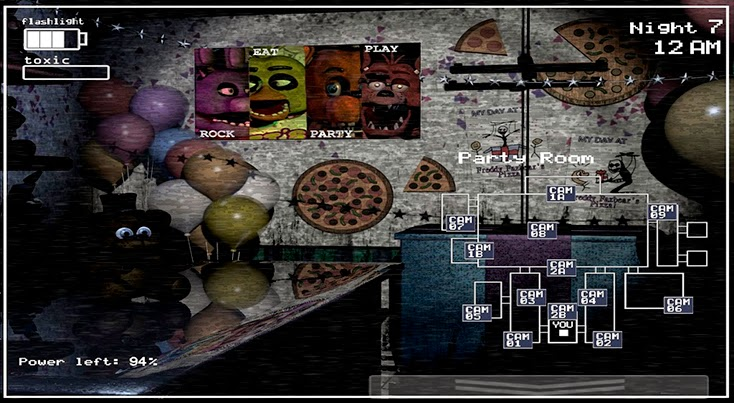 Five nights at freddy's fan made 3 скачать