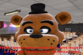 FNAF Funny Animation (Best Five Nights at Freddy's Animation Compilation)