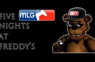 Five MLG Nights at Freddy's (FNAF MOD)