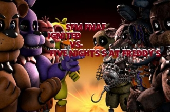 [SFM FNAF] Ignited VS. Five Nights's at Freddy's