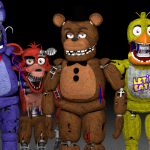 Five Nights at Freddy's : The Return (Official)