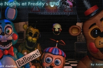 Five Nights At Freddy's RPG