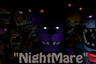 Five Nights at Freddy's NIGHTMARE