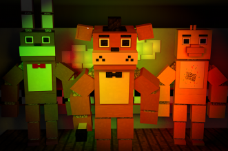 Five Nights At Freddycraft
