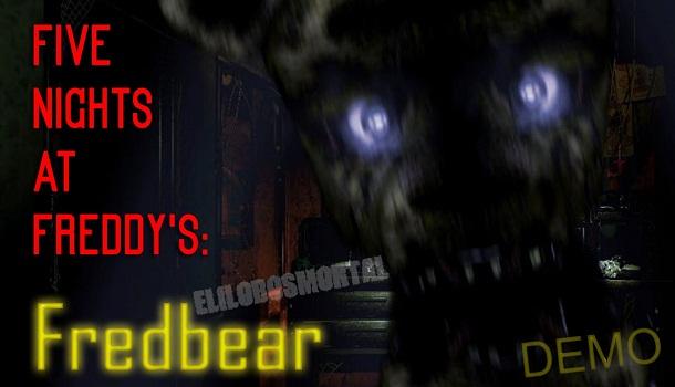Five Nights at Freddy's : Fredbear V5