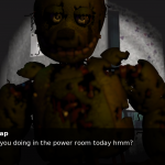 Five Nights At Freddy's Dating Sim