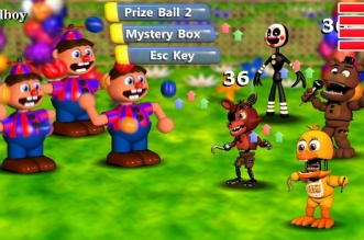 Five Nights at Freddy's: The RPG