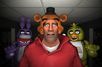Five Nights at Fraddys Remake