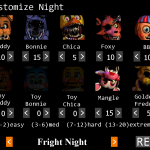 Five Nights at Freddy's 2: Endless Nightmare Mod (Fan Creation)