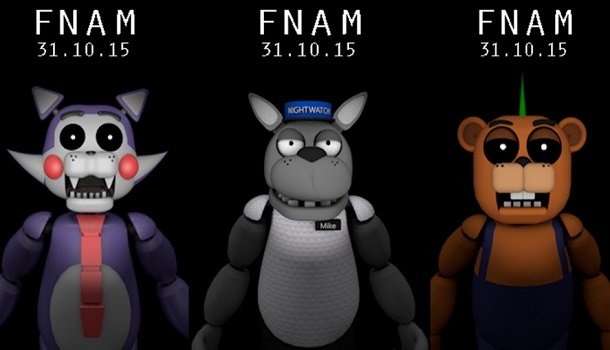 Five Nights At Mike's (Official)