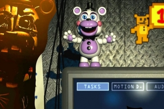 Freddy Fazbear's Pizzeria Simulator ( FNAF 6) Free Download