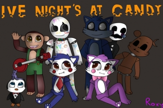 Five Nights at Candy's (Official)