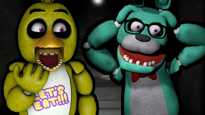 Five Nights With 39 (Official)