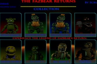 FAZBEAR'S RETURN : REMASTERED COLLECTION