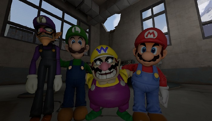 Five Nights at Wario's - The Full Collection