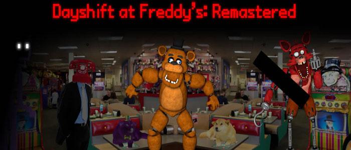 Dayshift at Freddy's