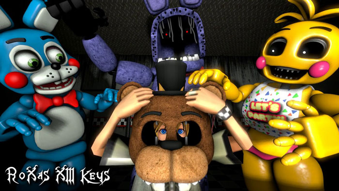 Play FNAF Ultimate Custom Night and Free Download