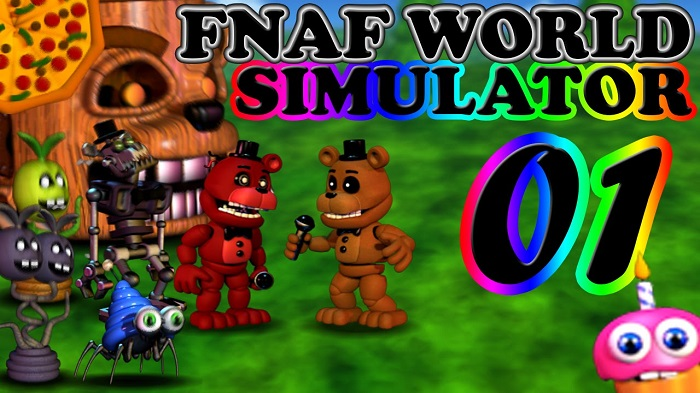 FNaF World Simulator