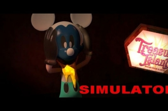 Five Nights at Treasure Island Simulator