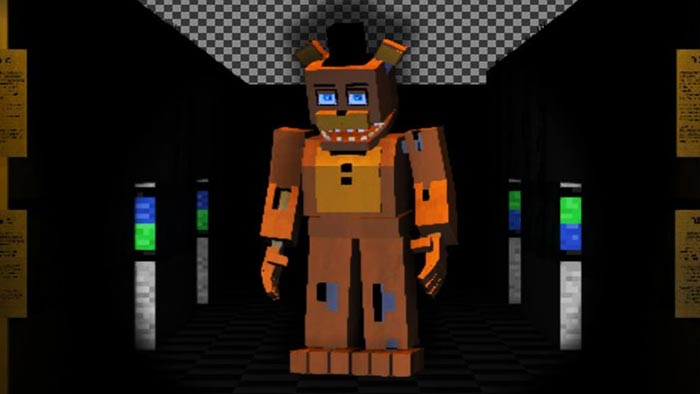 Five Nights in Minecraft: Remastered