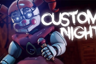 Sister Location: Custom Night (FAN-MADE)