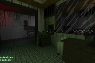 Download FNAF 3 Doom Mod
