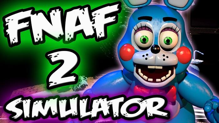 FNAF 2 Simulator