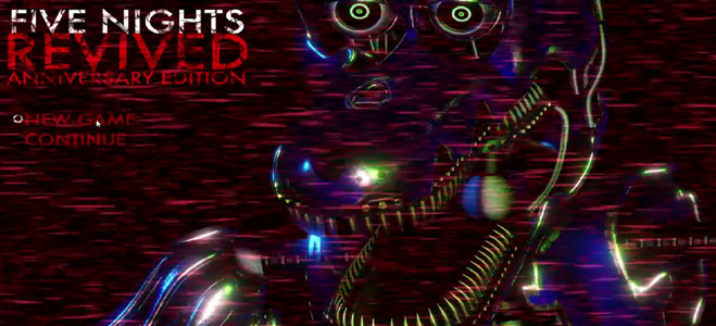 Five Nights Revived