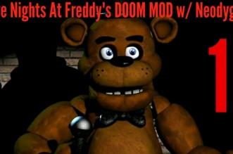 Five Nights at Freddy's 1 Doom Mod