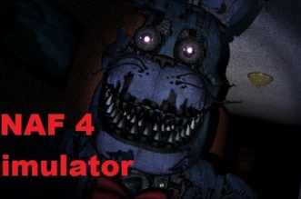 Five Nights at Freddy's 4: Simulator