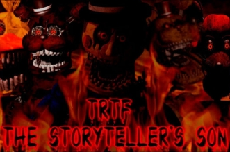 THE RETURN TO FREDDY'S: The Storyteller's Son
