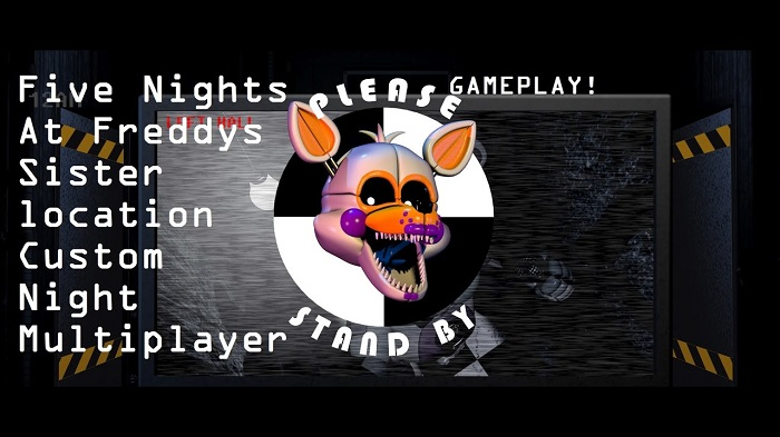 Downlaod FNAF: SL Custom Night Multiplayer