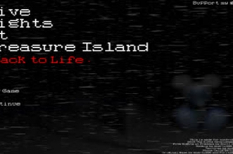 Five Nights at Treasure Island - Back to Life