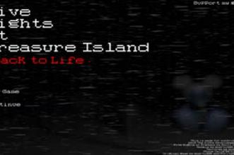Five Nights at Treasure Island - Back to Life