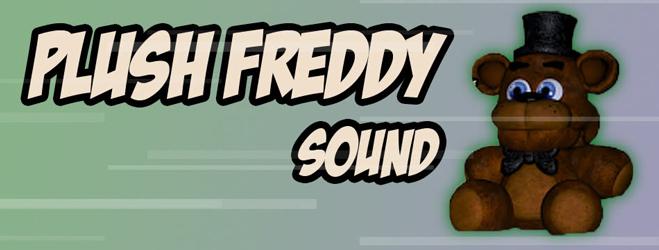 Plush Freddy Sound