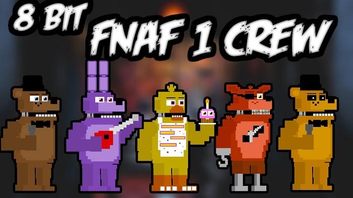 FNAF 8-Bit 1