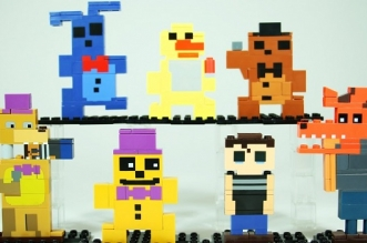 Download FNAF 8-Bit 1