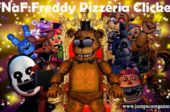 FNaF Freddy Pizzeria Clicker