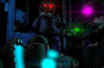 Fazbear's Purgatory Night