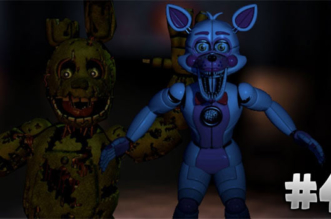 Download Five Nights at Freddy's 2 Ultra Custom Night