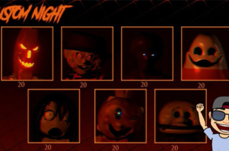 Download Five Nights with Mac Tonight: Halloween Special